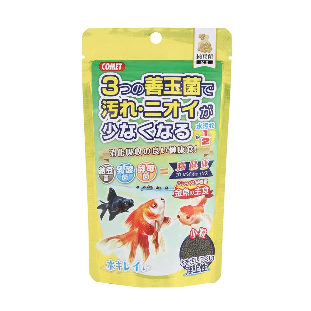 金魚の主食納豆菌 小粒 90g