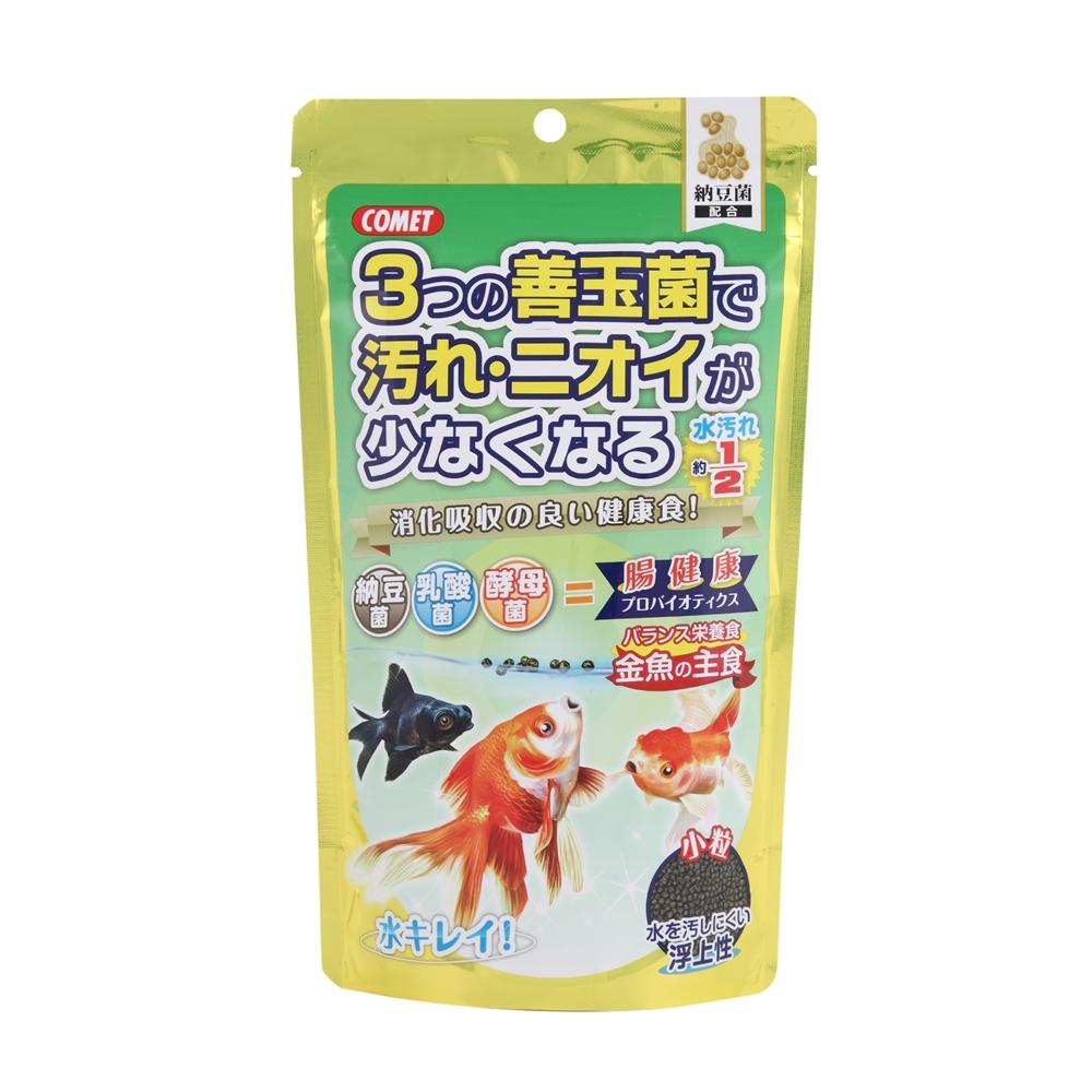 コメット 金魚の主食納豆菌小粒 200g