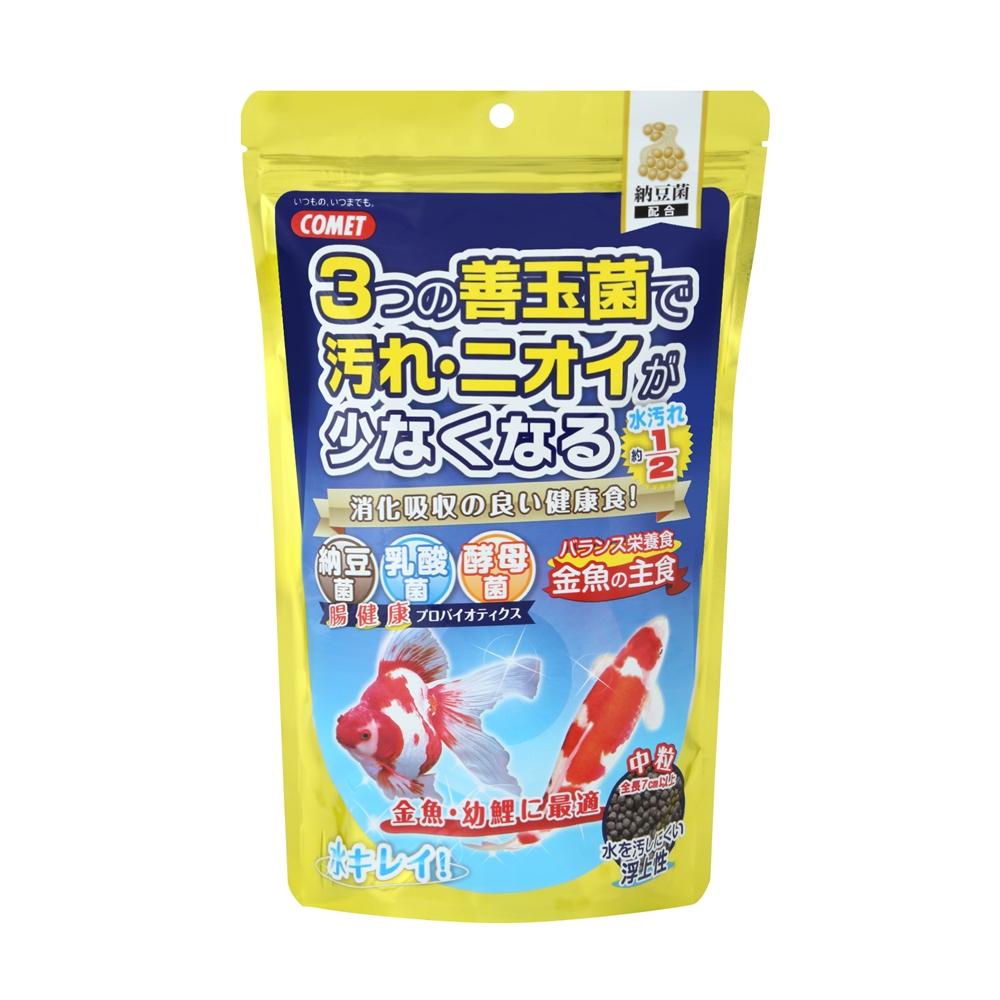 金魚の主食納豆菌中粒 430g