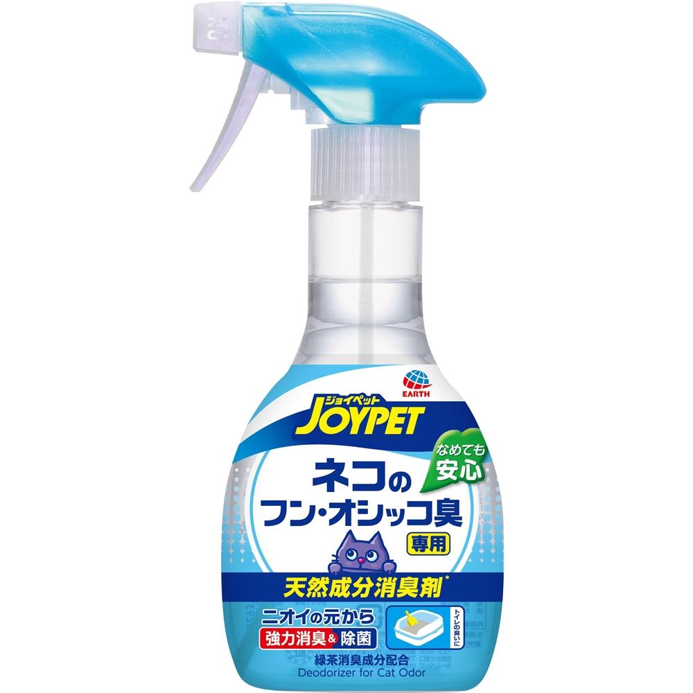 JOYPET 天然成分消臭剤 ネコのトイレ専用 270ml