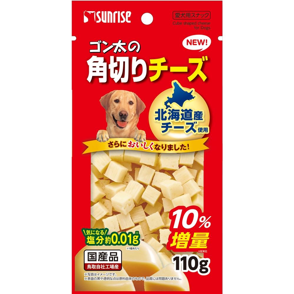 ゴン太の角切りチーズ 100g