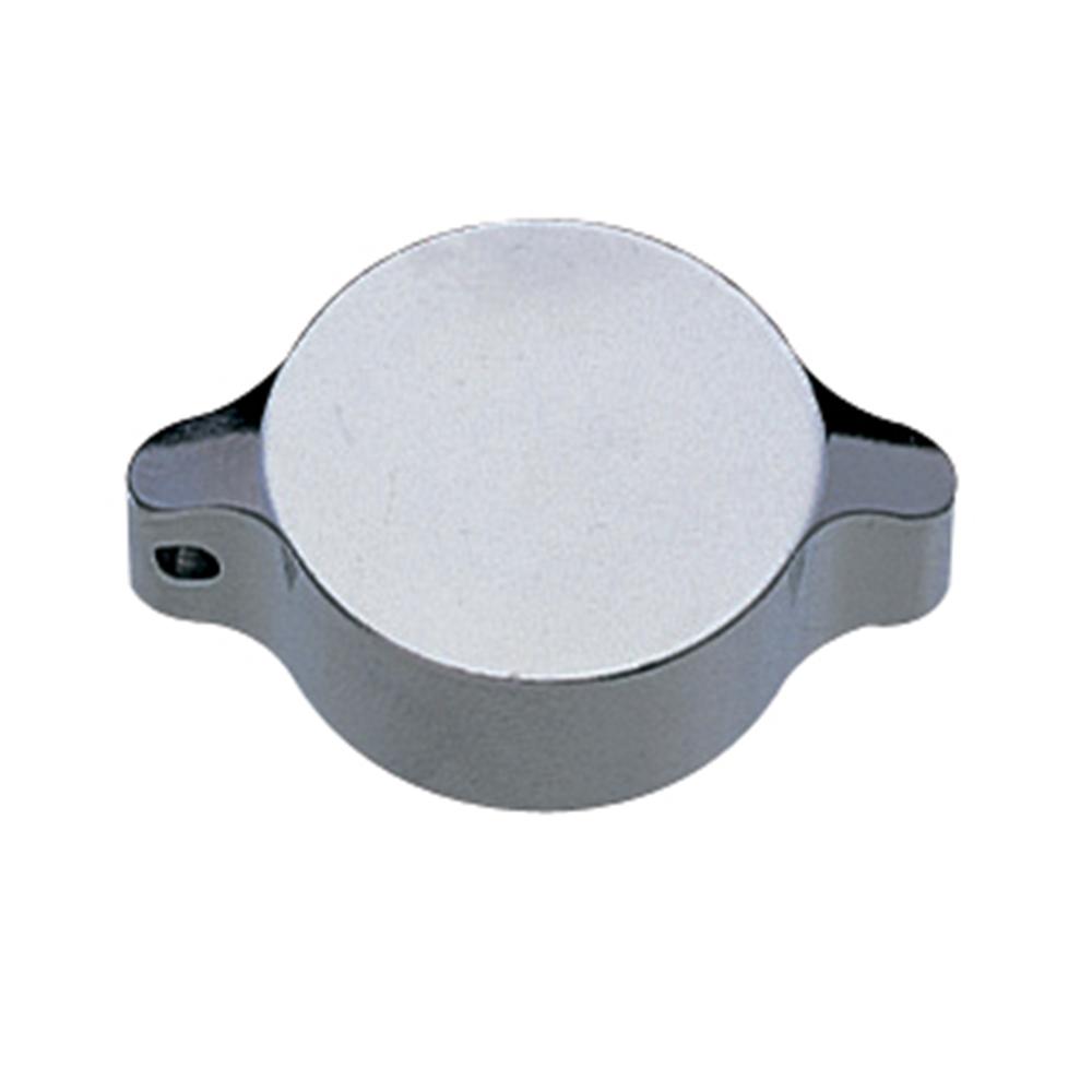 三栄水栓(SANーEI) 【バルブ用止水キャップ】 とっ手付き キャップナット 呼び13