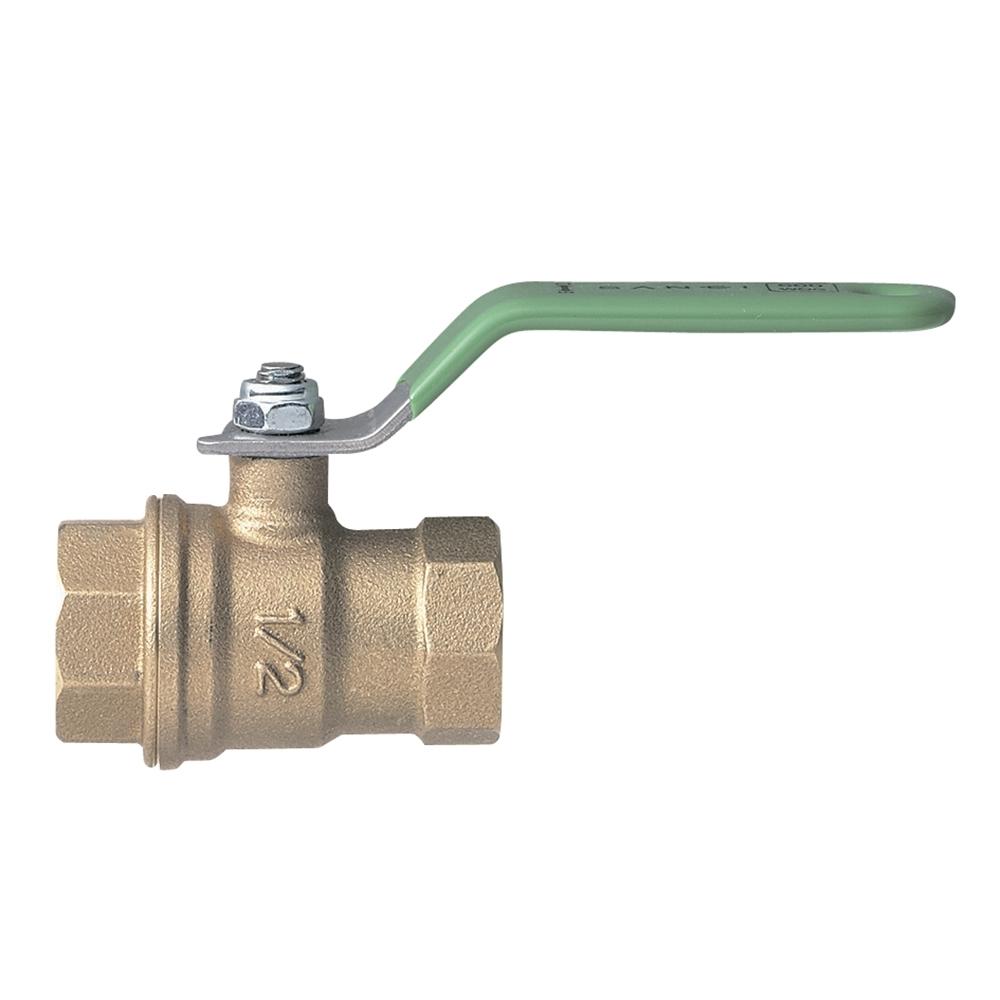 三栄水栓(SANーEI) 【バルブ・止水栓】 ボールバルブF型 呼び25