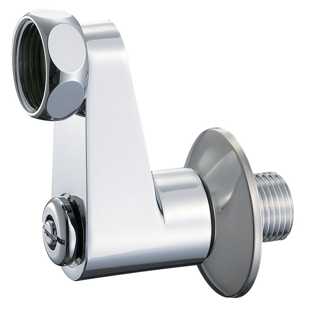 三栄水栓(SANーEI) 【流量調節付】 ベンリー偏心管 U3−83X−50