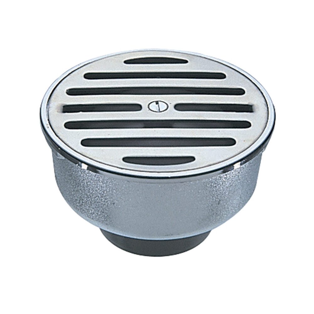 SANEI 排水口の悪臭を防ぐ ワントラップ SU・VUパイプ兼用 75x40