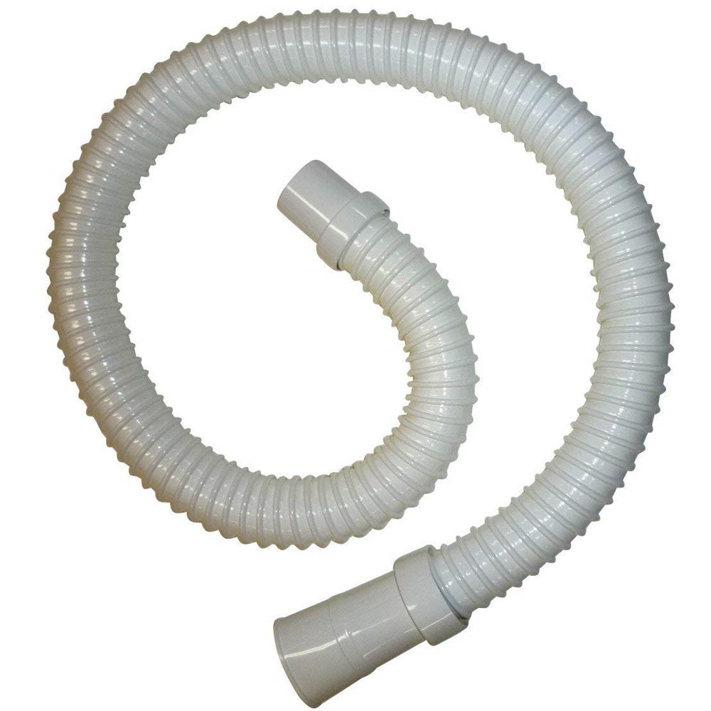 SANEI 【洗濯機排水延長用ホース】洗濯機排水ホース 2m PH64-861T-2M-I