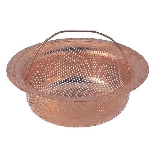 SANEI 流し排水栓カゴ(銅)PH6970F-2-S