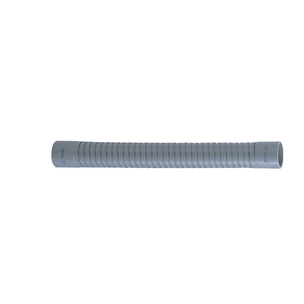 SANEI 【排水フレキ】 VPパイプ呼び40×長さ500mm H644-40X500