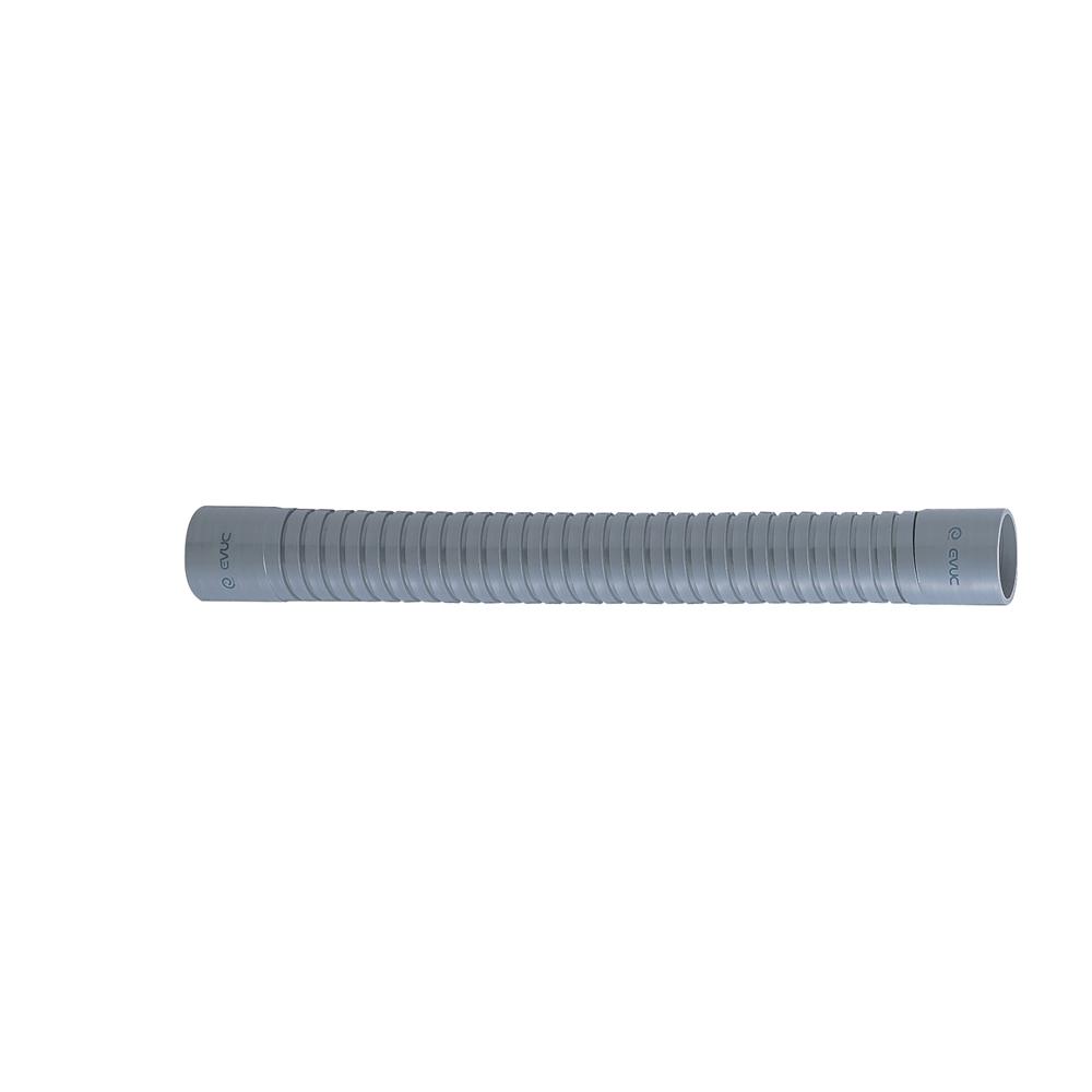 SANEI 【排水フレキ】 VPパイプ呼び50×長さ500mm H644-50X500