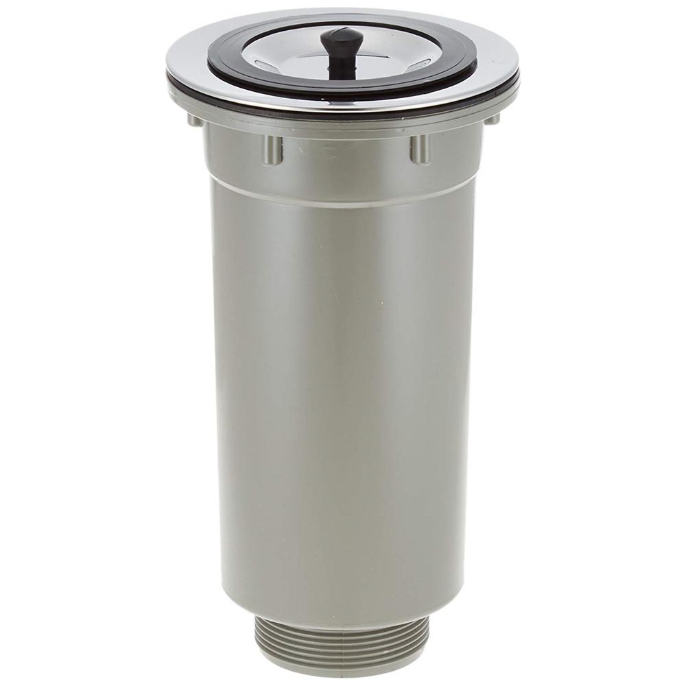 SANEI カゴ付流し排水栓H65-50