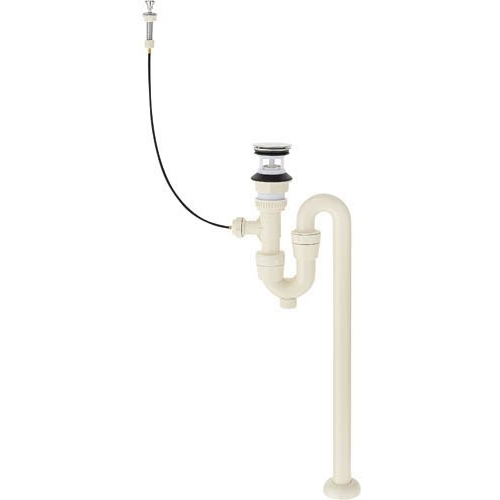 SANEI 洗面排水栓付SトラップH7722-38