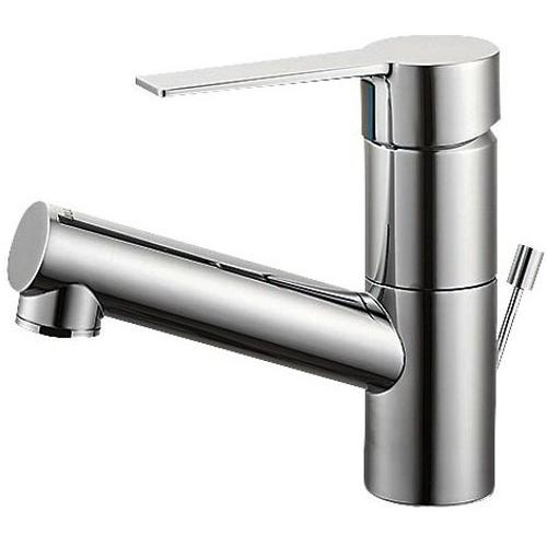 SANEI 【洗面用混合栓(寒冷地仕様)】 洗面用 シングルワンホール混合栓 ポップアップ用 寒冷地仕様