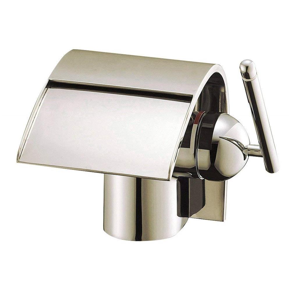 SANEI 【洗面用混合栓】 EDDIES シングルワンホール洗面混合栓 ポップアップ・ゴム栓なし K4790NJV