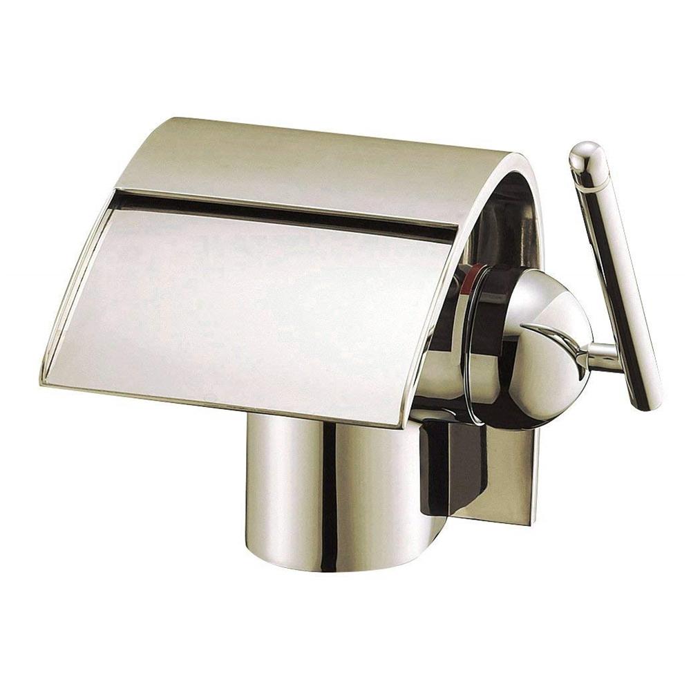 SANEI 【洗面用混合栓(寒冷地仕様)】 EDDIES シングルワンホール洗面混合栓 ポップアップ・ゴム栓なし 寒冷地仕様 K4790NJK