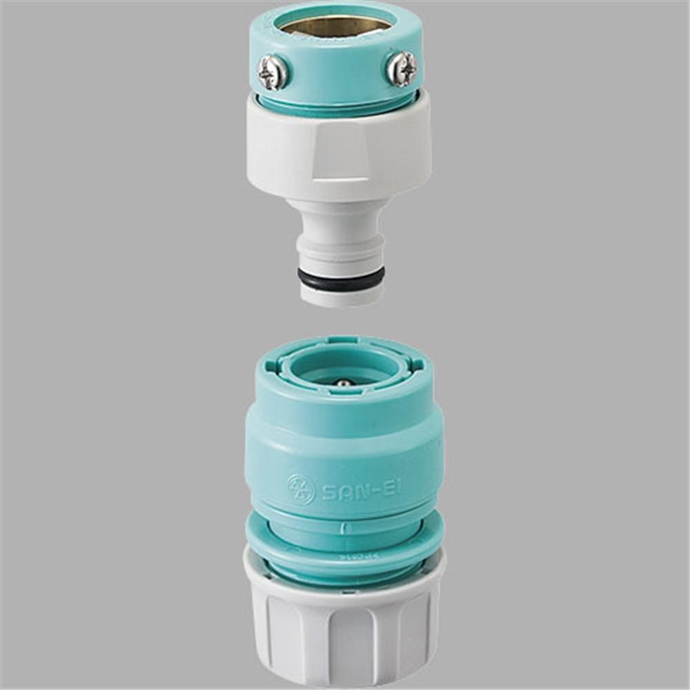 三栄水栓(SANーEI) 【蛇口用ジョイントのセット】 元口セット PL70−10S