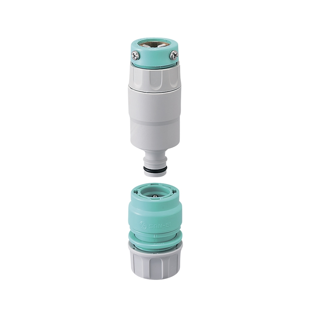 三栄水栓(SANーEI) 【自動開閉弁内臓 元口セット】 減圧元口セット PL70−13S