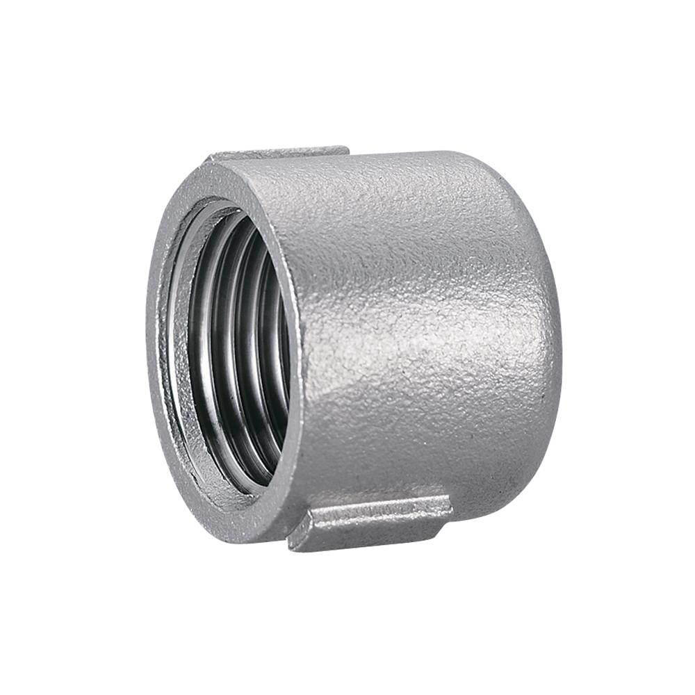 三栄水栓(SANーEI) 不要な配管をふさぐ ステンレスキャップ 呼び8・JTS780-8