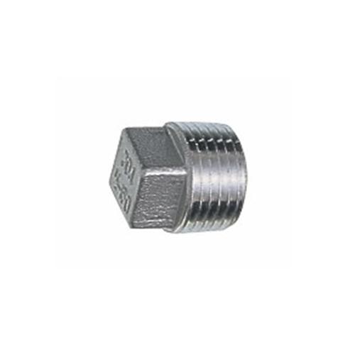 三栄水栓(SANーEI) 不要な配管をふさぐ ステンレスプラグ ネジサイズ:R1/2 POS付 JTS760-13