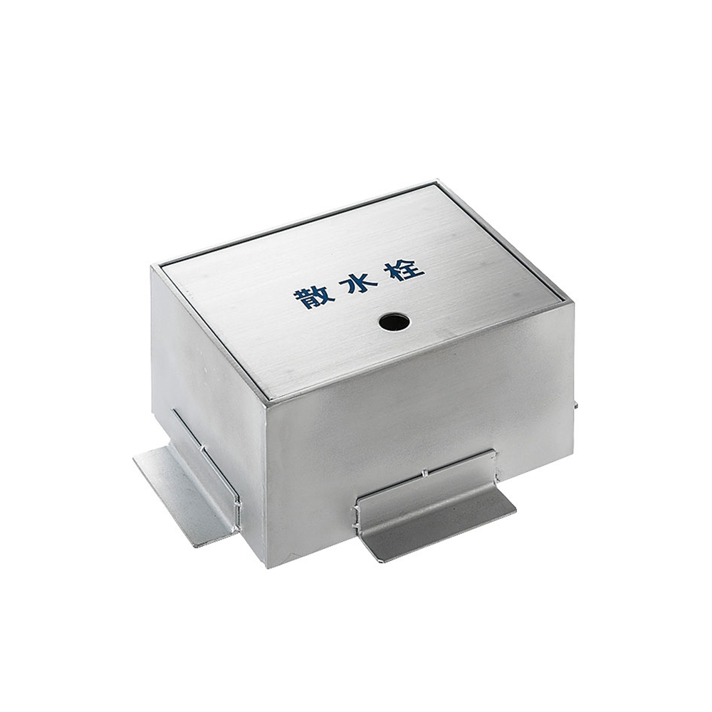 SANEI 散水栓ボックス(床面用)R81-50-180X225