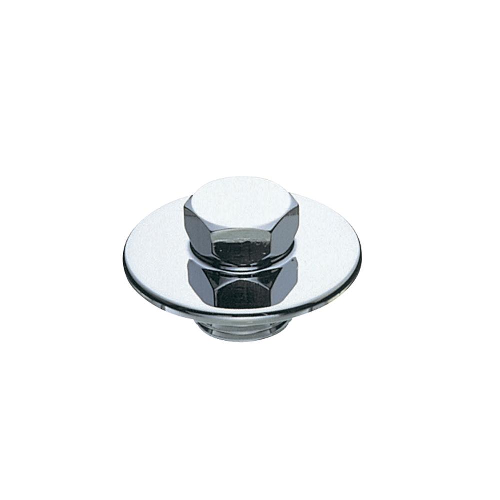 三栄水栓(SANーEI) 【配管の止水用】 水栓プラグ 呼び13 スパナ対辺19mm R71-13