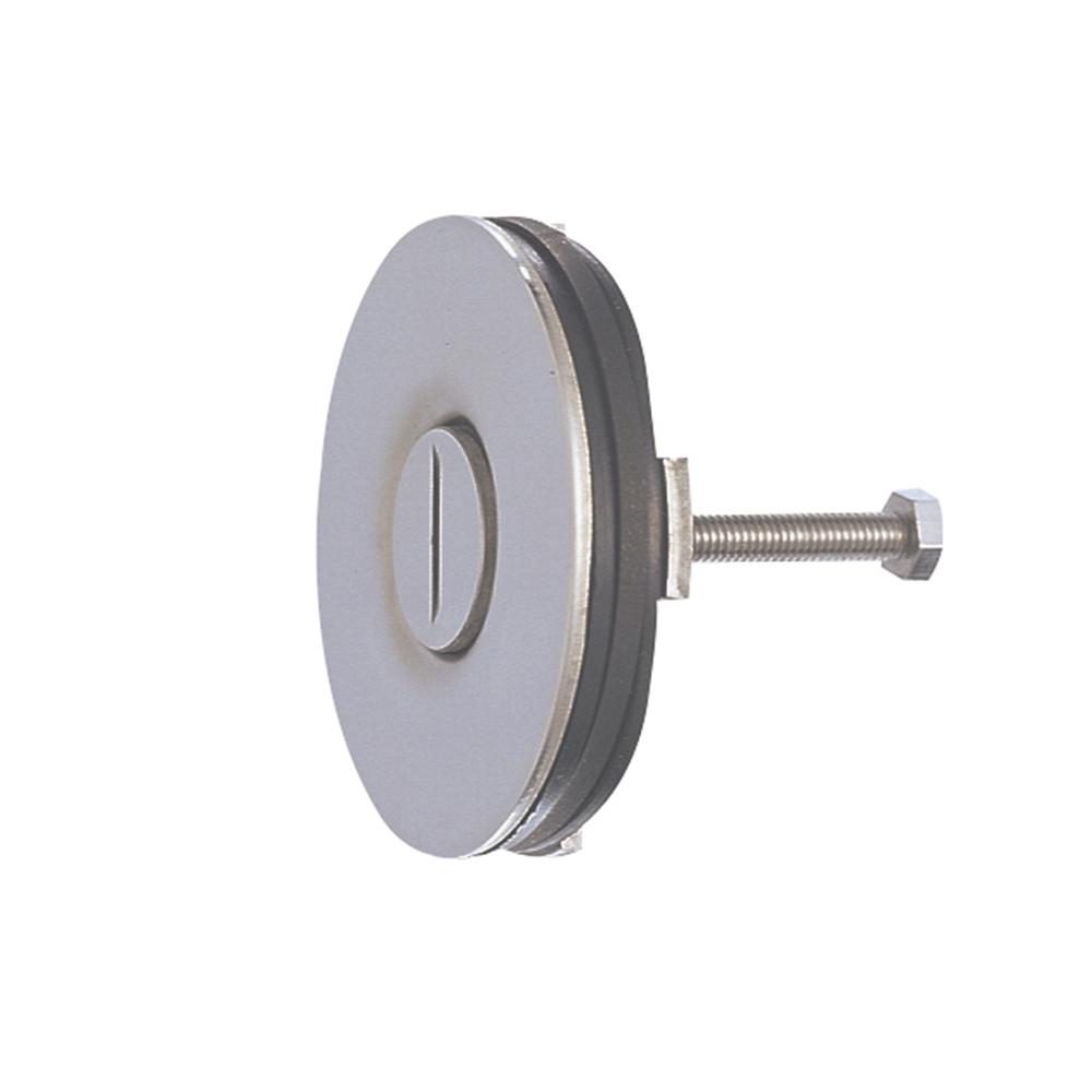 三栄水栓(SANーEI) 【バス内締化粧蓋】 パイプ径45・50用 R721