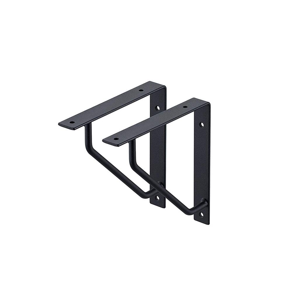 SANEI ブラケット2個入(ブラック)W21070-2-D