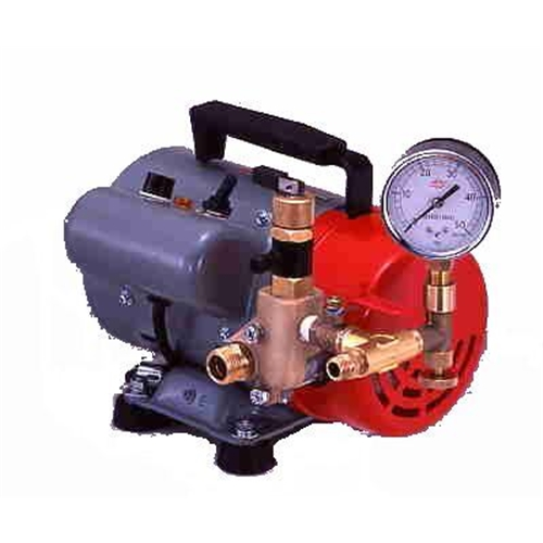 テラダポンプ 電動式加圧用ポンプ 最高圧力3.0MPa 吐出径:G1/4 PP-201T 電源単相100V