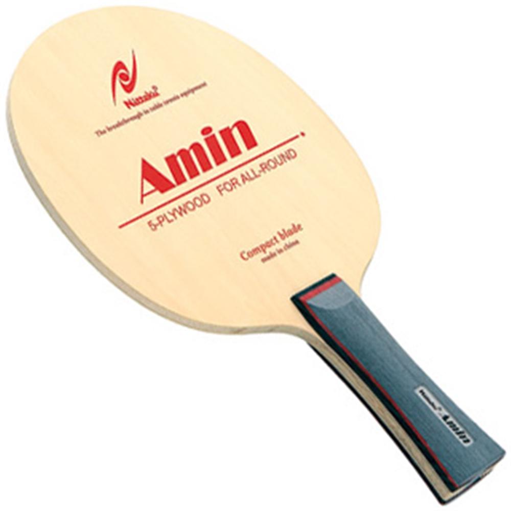 ニッタク(Nittaku) 卓球ラケット シェークハンド アミン オールラウンド用 NE-6885 FL