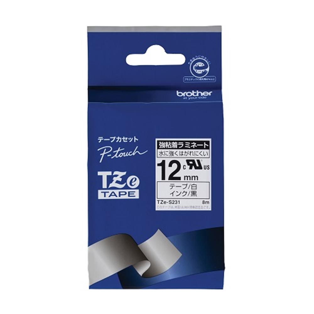 ピータッチテープTZe−S231