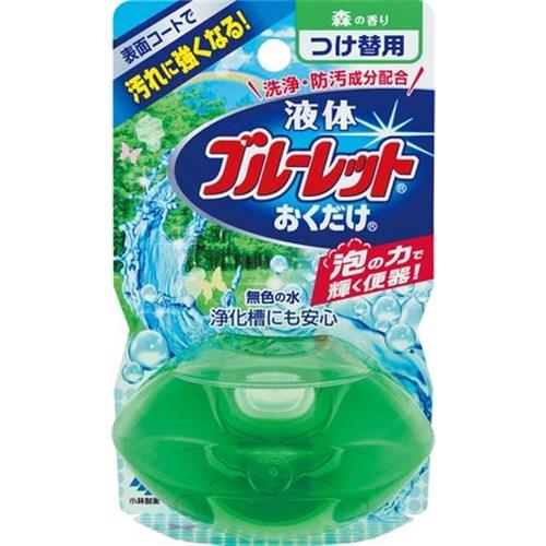 液体ブルーレットおくだけ 森の香り つけかえ用 70ml