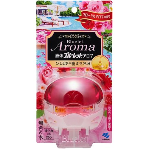 液体ブルーレットおくだけアロマ フローラルアロマの香り 70ml