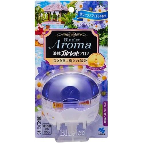 液体ブルーレットおくだけアロマ リラックスアロマの香り 70ml