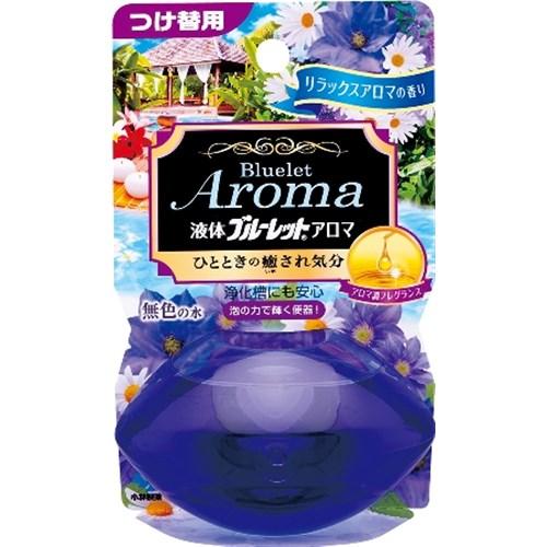 液体ブルーレットおくだけアロマ つけかえリラックスアロマの香り 70ml