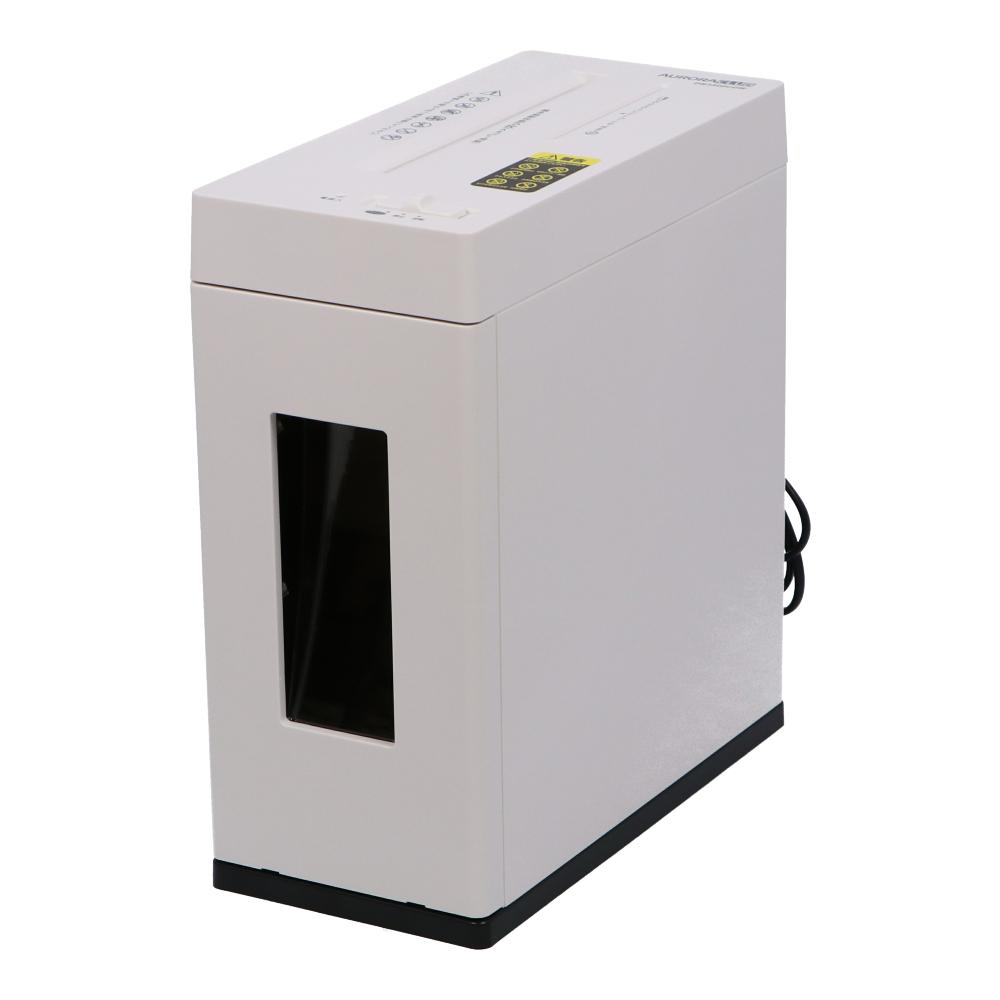 コーナン オリジナル LIFELEX パーソナルシュレッダ DB3500CDW ホワイト