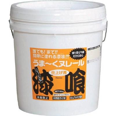 日本プラスター うま〜くヌレール 18kg クリーム色 12UN22