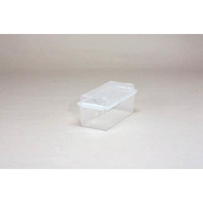 アイリスオーヤマ(IRIS OHYAMA) CDボックス CDB−35 クリア/ホワイト CDB35