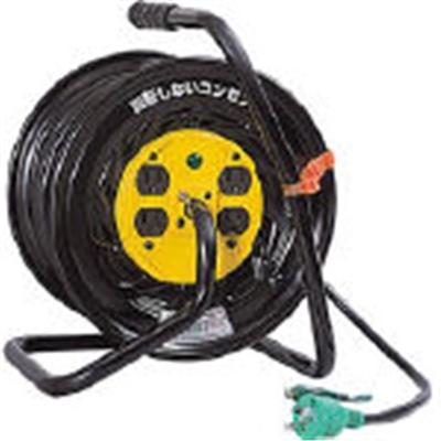 日動 電工ドラム マジックリール 100V アース付 30m Z-E34