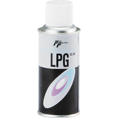 新富士 LPGボンベ 液化ブタン50g(OT−3000用) CL50