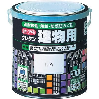 ロック 油性ウレタン建物用 あか 0.7L H06161303