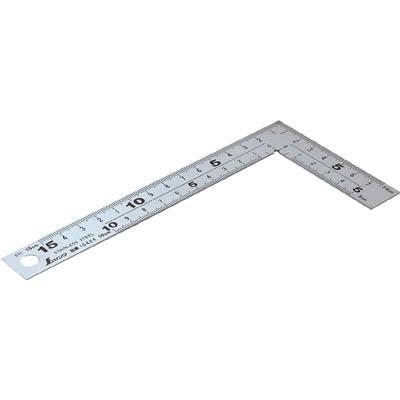 シンワ 曲尺厚手広巾15cm 10424