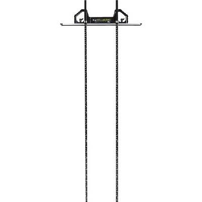 シンワ 丸ノコガイド定規Tスライドダブル 90cm(併用目盛・突き当て可動式) 73705