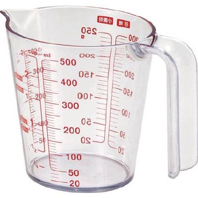 アスベル 耐熱計量カップ O−500 500ml 232305