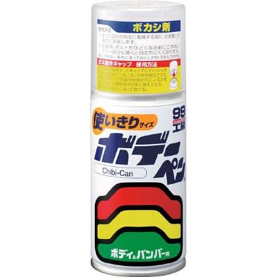 ソフト99(SOFT99) ボデーペン Chibi−Can ボカシ剤 08012