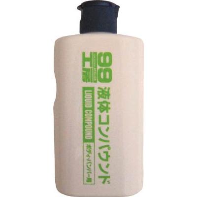 ソフト99(SOFT99) 液体コンパウンド 09024