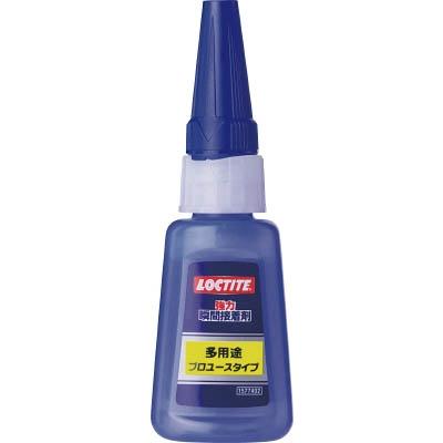 LOCTITE 強力瞬間接着剤 プロユース 多用途 20g LMP020