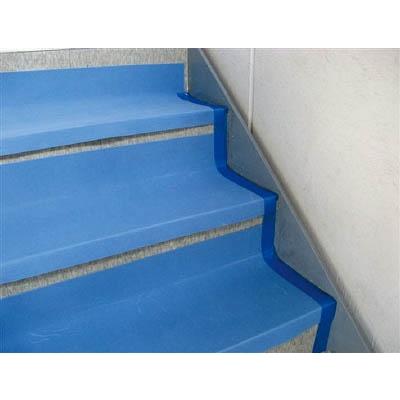 ワニ印 階段養生材ピッタリKAIDAN コンクリート階段用ケコミ有り14枚入り 000139