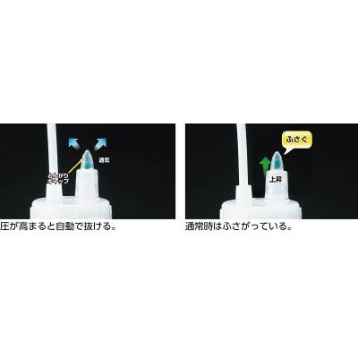 サンプラ あふれま洗瓶 500ml 27024