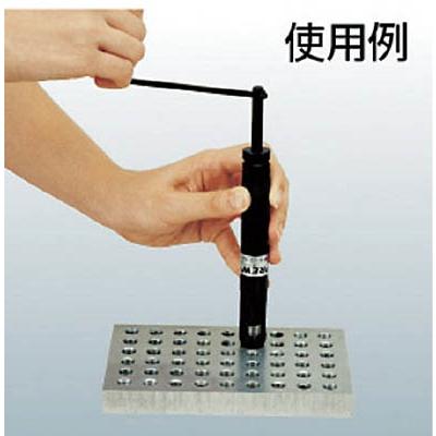 スプリュー 挿入工具P型 INP-M6-1.0