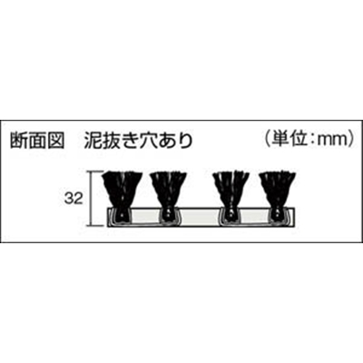 コンドル (屋外用マット)ユニクリーンマット 4(600×900mm) F-23-4