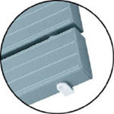 コンドル YSカラースノコセフティ抗菌A型(キャップ付)ブルー F-115-3-A-BL
